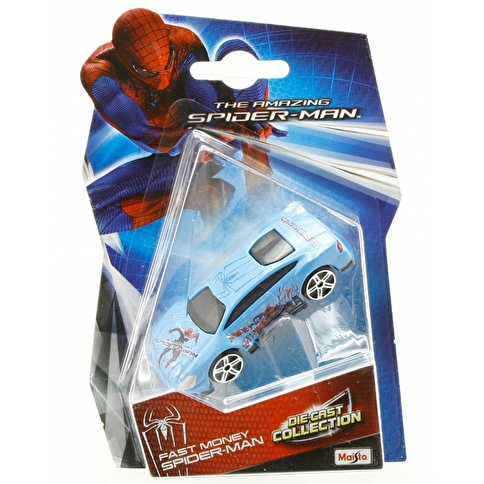 Maisto Maisto Spiderman Fast Money Tekli Renkli